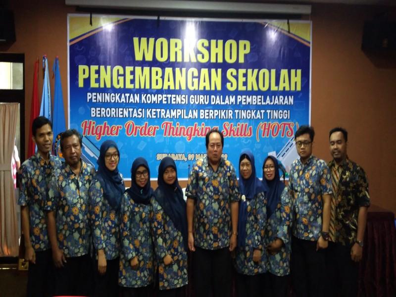 Workshop pengembangan sekolah