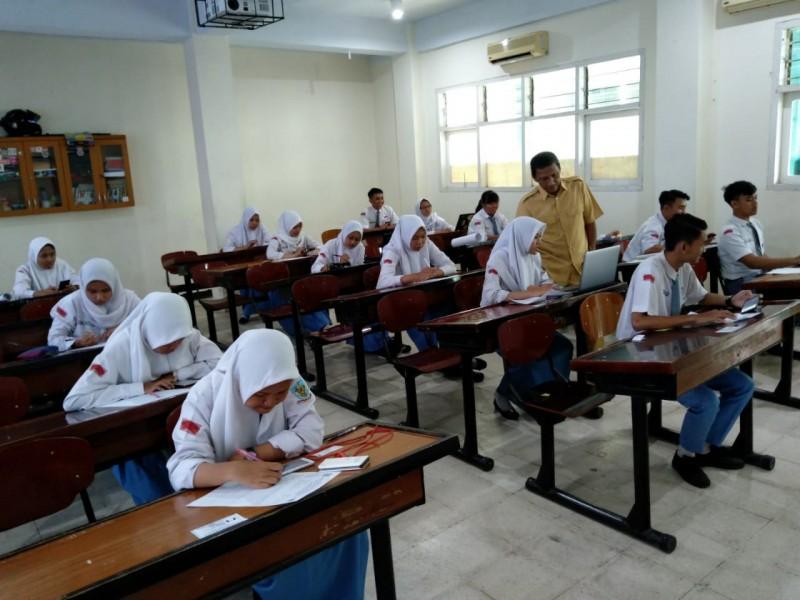 USBN BKS SMA Dr Soetomo