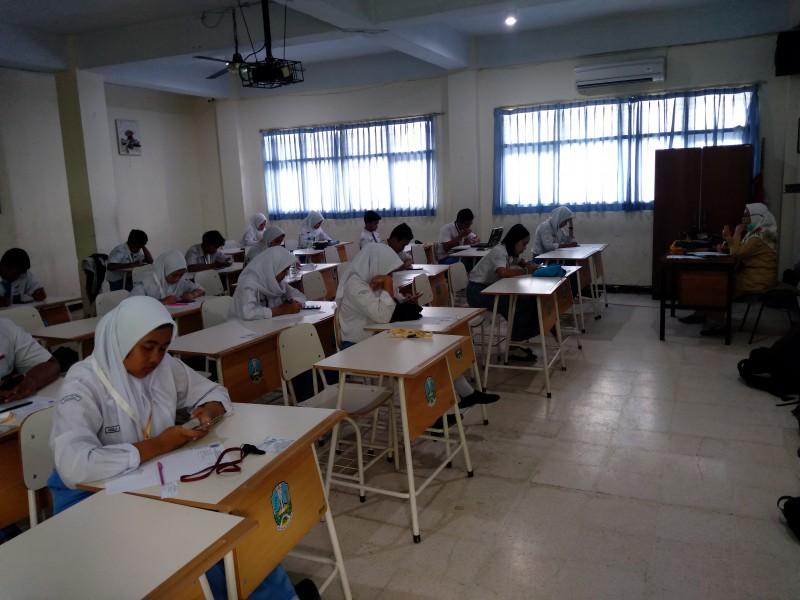USPBKS (Ujian Satuan Pendidikan Berbasis Komputer dan Smartphone)