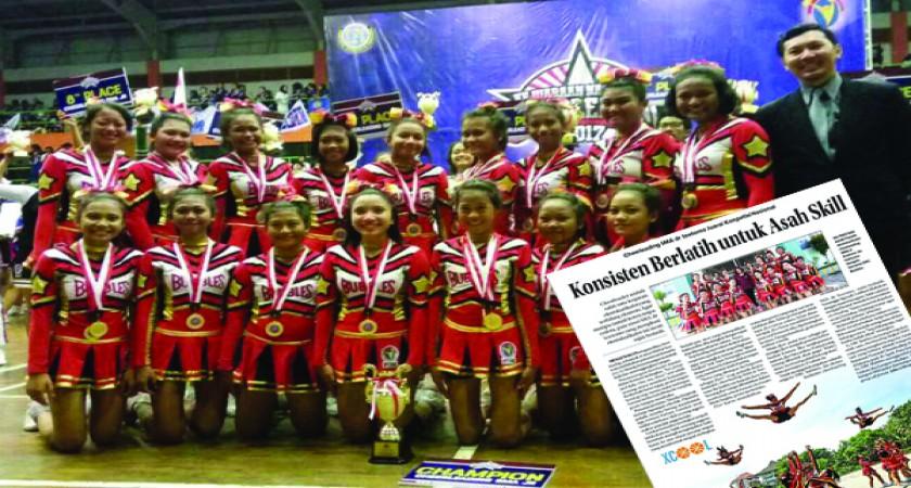 DRC Bubles SMADORS Juara Nasional