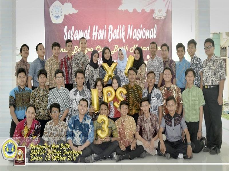 Peringatan Hari Batik