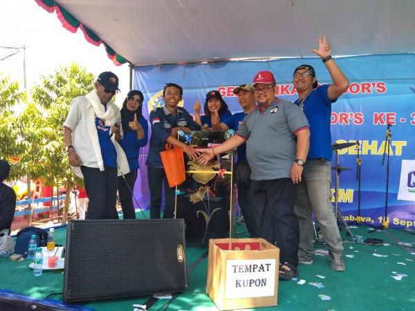 dies natalis SMA Dr Soetomo Surabaya