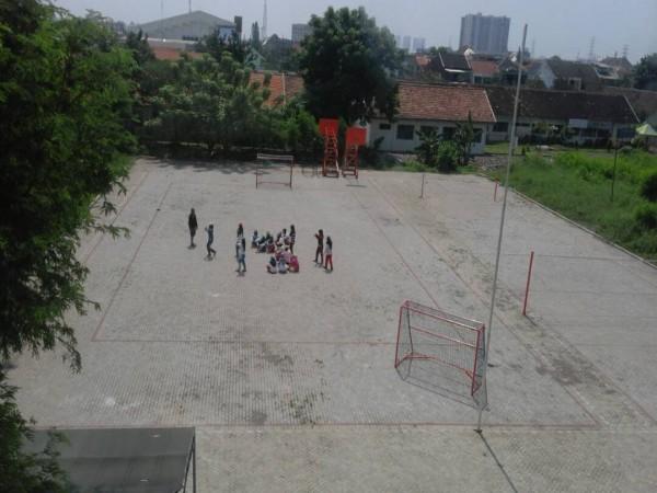 Lapangan Olahraga